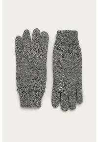 Szare rękawiczki medicine melanż