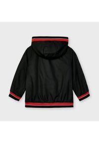 Czarna kurtka przejściowa Mayoral #3