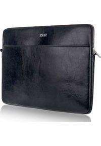 Czarne etui na laptopa Solier #1