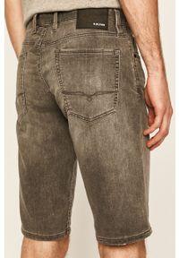 s.Oliver - s. Oliver - Szorty jeansowe. Kolor: szary. Materiał: jeans