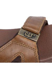 CATerpillar Sandały Brantley P722274 Brązowy. Kolor: brązowy #5