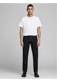 Jack & Jones - Jack&Jones Komplet 2 t-shirtów Basic Crew Neck 12133913 Biały Regular Fit. Kolor: biały