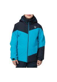 Kurtka Rossignol Ski Jr RLHYJ24. Materiał: materiał. Sezon: zima. Sport: narciarstwo