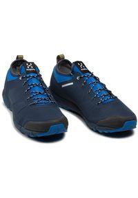 Haglöfs Trekkingi L.I.M. Low Men 498470 Granatowy. Kolor: niebieski. Sport: turystyka piesza #5