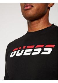 Czarny t-shirt Guess #5
