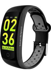 Smartwatch Roneberg RQ6S Czarny. Rodzaj zegarka: smartwatch. Kolor: czarny