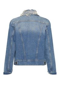 ONETEASPOON - Jeansowa kurtka Retro Denim. Kolor: niebieski. Materiał: jeans, denim. Styl: retro