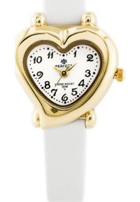 Biały zegarek Perfect