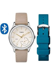 Timex Zegarek iQ+ TWG013500UK Zestaw podarunkowy. Styl: elegancki