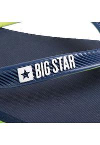 Niebieskie japonki Big-Star