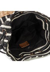 Czarna torebka worek Gioseppo klasyczna