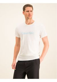 Biały podkoszulek Calvin Klein Underwear