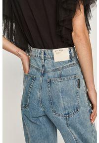 Niebieskie jeansy loose fit Miss Sixty klasyczne