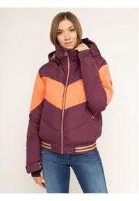 Roxy Kurtka snowboardowa Taorah Bright Summit ERJTJ03216 Fioletowy Regular Fit. Kolor: fioletowy. Sport: snowboard