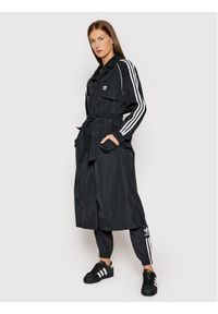 Adidas - adidas Trencz adicolor Classics H35630 Czarny Regular Fit. Kolor: czarny