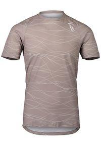 POC Koszulka rowerowa MTB Pure Basalt Grey