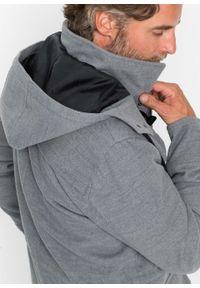 Szara kurtka bonprix klasyczna #7