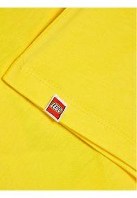 Żółty t-shirt LEGO Wear