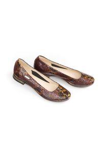 Baleriny Zapato wąskie, bez zapięcia, eleganckie