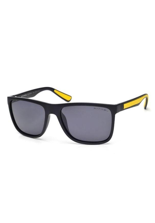 PATROL - Patrol Okulary Przeciwsłoneczne PP-186 yellow