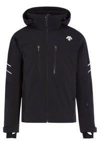 Czarna kurtka sportowa Descente narciarska