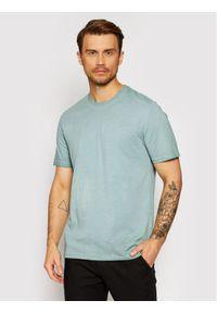 Only & Sons - ONLY & SONS T-Shirt Millenium 22018868 Zielony Regular Fit. Kolor: zielony