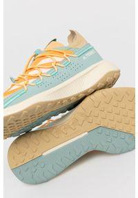 adidas Performance - Buty TERREX VOYAGER 21. Nosek buta: okrągły. Zapięcie: sznurówki. Kolor: pomarańczowy