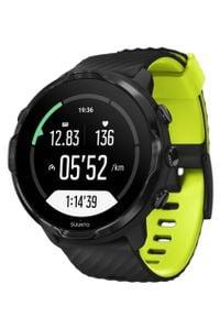 SUUNTO - Zegarek sportowy Suunto 7 Black Lime. Rodzaj zegarka: cyfrowe. Styl: sportowy