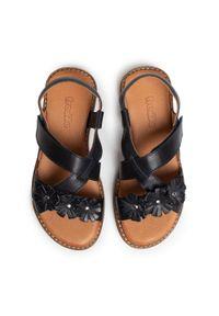 Niebieskie sandały Froddo z aplikacjami #6