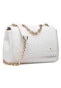 Biała torebka Blumarine