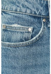Niebieskie jeansy bootcut TALLY WEIJL