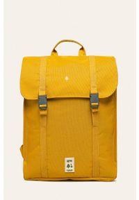 Pomarańczowy plecak Lefrik