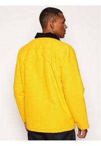 Vans Kurtka przejściowa Drill Chore VN0A45AP Żółty Regular Fit. Kolor: żółty. Sezon: zima