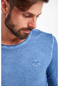 JOOP! Jeans - LONGSLEEVE CARLOS JOOP! JEANS. Długość rękawa: długi rękaw. Wzór: haft. Styl: klasyczny #3