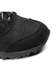 Haglöfs - Trekkingi HAGLÖFS - Kummel Proof Eco Winter Men 498590 True Black. Kolor: czarny. Materiał: skóra, nubuk. Szerokość cholewki: normalna. Sport: turystyka piesza #7