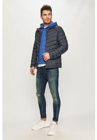Tom Tailor - Bluza bawełniana. Okazja: na co dzień. Kolor: niebieski. Materiał: bawełna. Styl: casual #3