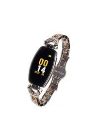 Srebrny zegarek GARETT