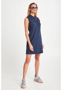 Sukienka EA7 Emporio Armani elegancka