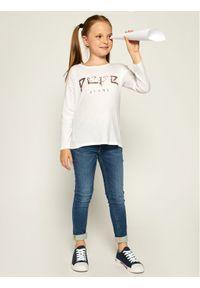 Biała bluzka Pepe Jeans