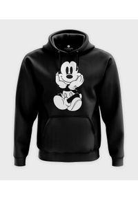 MegaKoszulki - Bluza z kapturem Myszka Mickey. Typ kołnierza: kaptur. Wzór: motyw z bajki