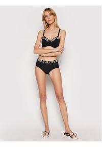 Czarne dół bikini Triumph
