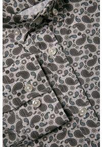Clean Cut Copenhagen - Koszula bawełniana. Okazja: na co dzień. Typ kołnierza: button down. Kolor: szary. Materiał: bawełna. Styl: casual