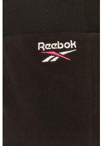 Czarna spódnica Reebok Classic na co dzień, casualowa