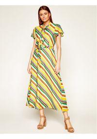 Sukienka letnia Marella w kolorowe wzory