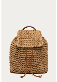 Złoty plecak ANSWEAR wakacyjny