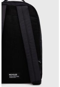 Marc O'Polo - Plecak. Kolor: czarny. Materiał: poliester