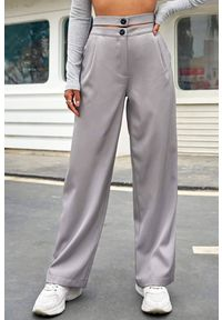 Spodnie IVET z podwyższonym stanem