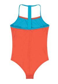 Pomarańczowy strój kąpielowy Nike