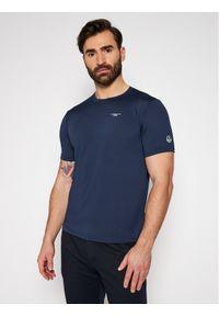 North Sails T-Shirt PRADA America's Cup 452307 Granatowy Regular Fit. Kolor: niebieski