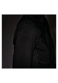 Bluza damska do biegania Pro Touch Rumba 294733. Typ kołnierza: kołnierzyk stójkowy. Materiał: tkanina, poliester, materiał, elastan. Długość rękawa: raglanowy rękaw. Długość: długie